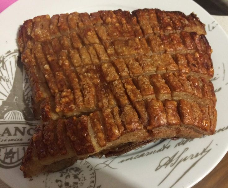 Recipe Twice cooked pork belly by ainsrussell - Recipe of category Main dishes - meat