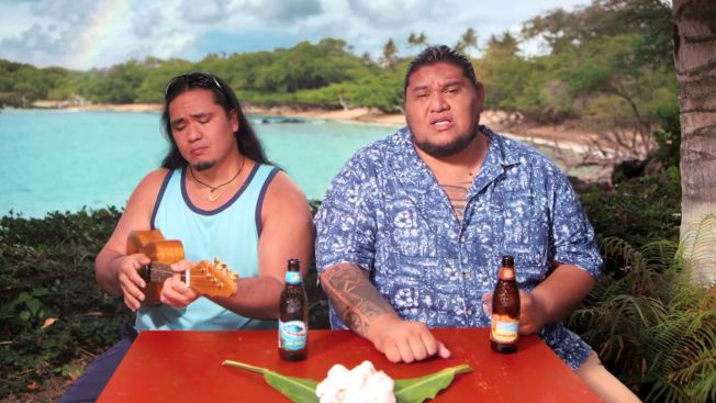 Ads for Hawaii's Kona Beer Remind Us Mainlanders That We're Doing It Wrong | Adweek