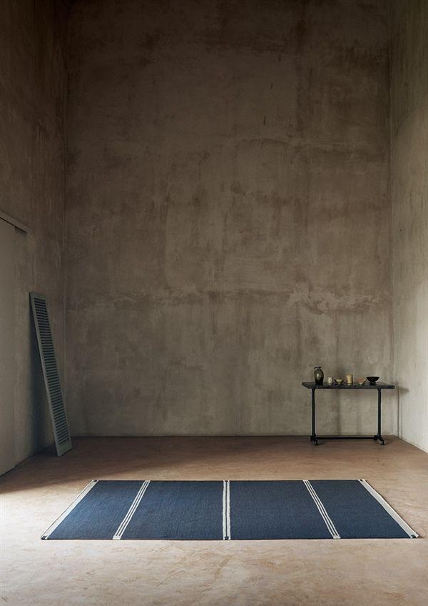 Alfombra de lana NIKA, de la colección Artwork de Linie Design, tejida a mano. Distintos colores y medidas.