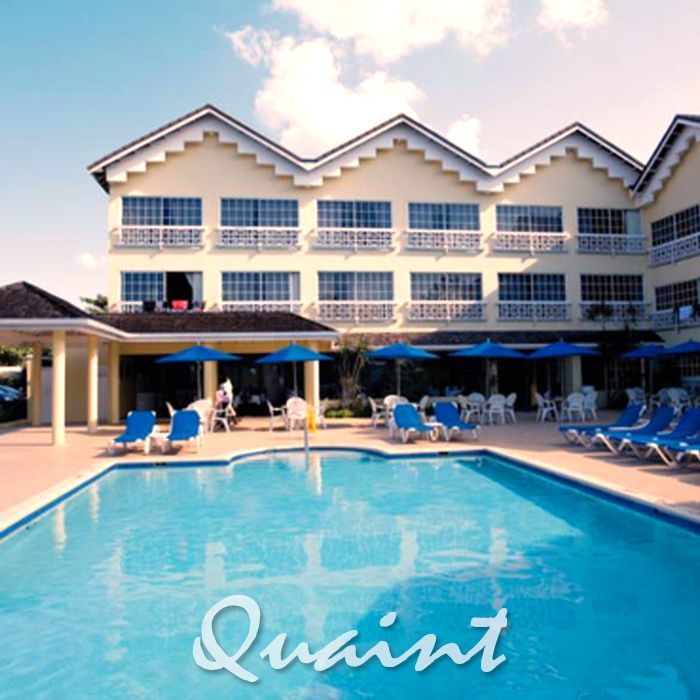 Rooms Ocho Rios is a charming alternative to the more common all inclusive resorts, at a cheap price.  -----------------  #jamaica #resort #hotel #cheap #vacation