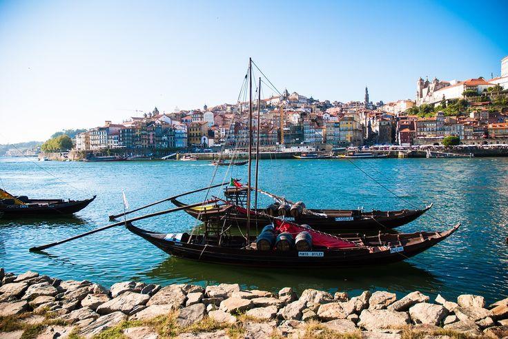 Une journée parfaite à passer dans la petite ville de Porto !