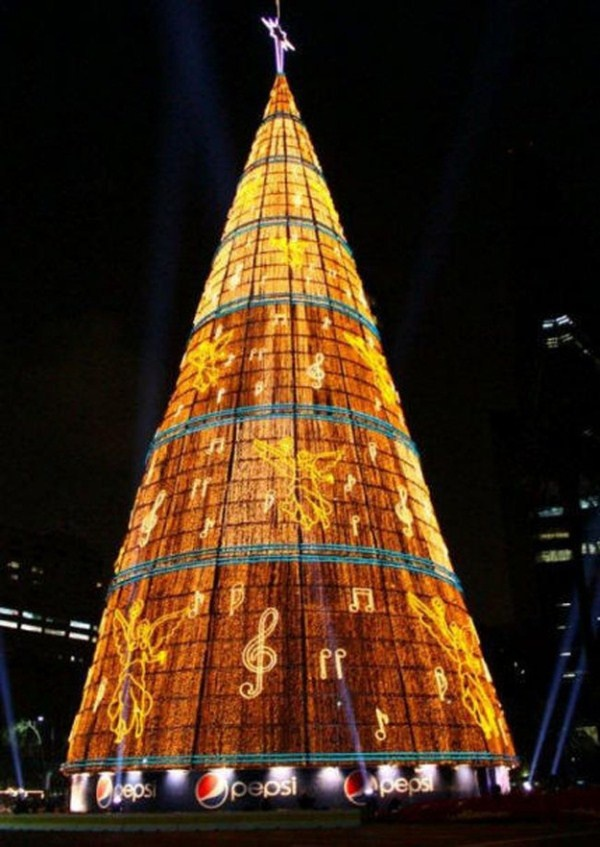 Mexico City – Mexico World's Best Christmas Trees