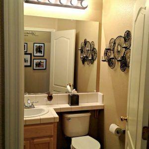 Ways To Decorate A Half Bathroom