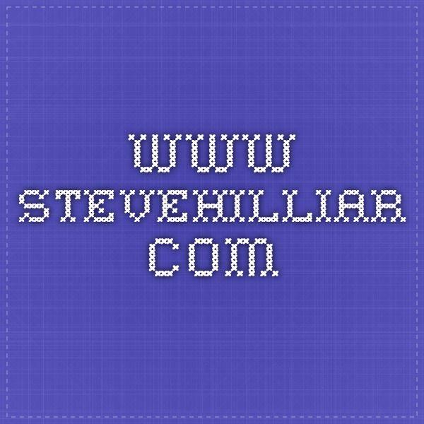 www.stevehilliar.com