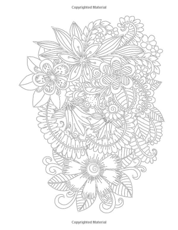 73 Best Colouring In Images On Pinterest