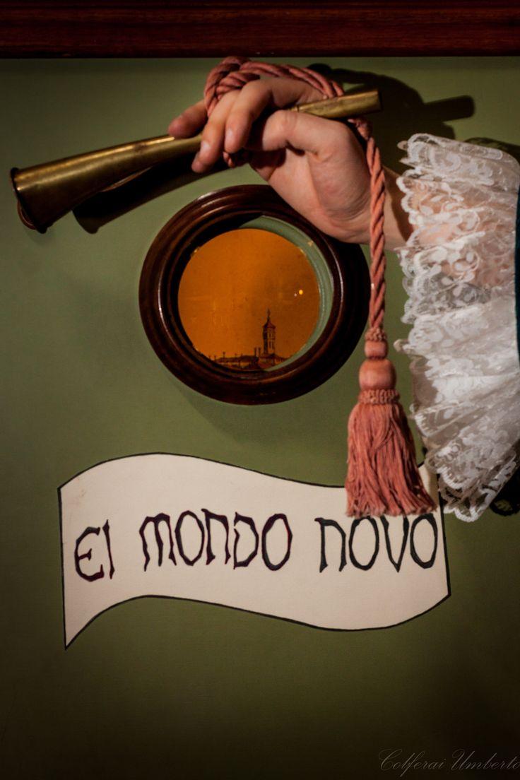 #mondonovo al pedrocchi! giorno 31 gennaio e 1 febbraio! :) Foto: Umberto Colferai