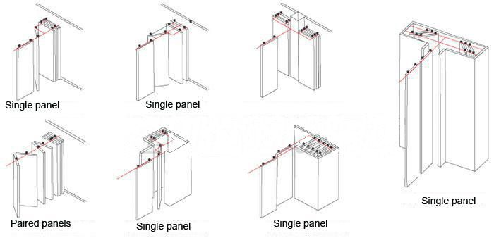 partition|movable partition|movable wall|sliding partition|movable wall|office partition|partition wall|folding wall|operable wall