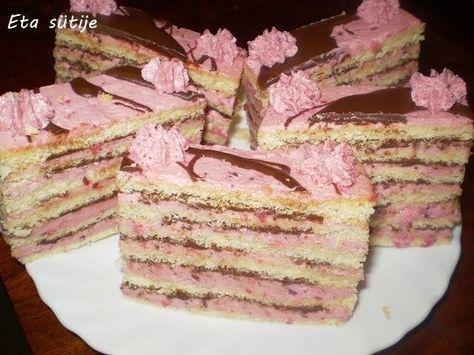 Gyümölcsös-csokis Vienetta szelet Eta módra :-) - EZ SZUPER JÓ