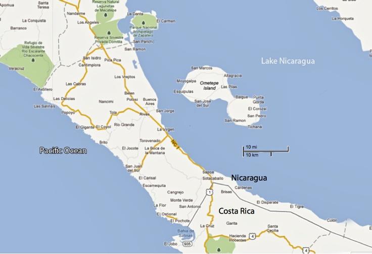 Photos of Nicaragua: Ometepe Island in Lake Nicaragua