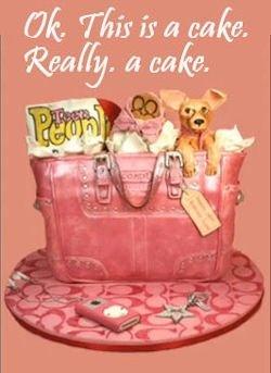 Quirky Art: Dessert Piece of Cake Pinterest Art ...