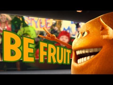 Oasis Be Fruit - pub TV - YouTube