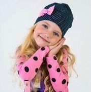 Детская шапочка Микки Маус и Минни Маус дизайнера Sarah, вязаная крючком