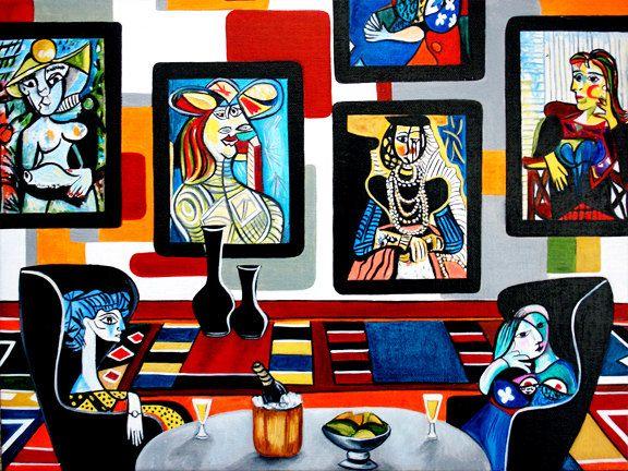 Picasso, Picasso Print, Pablo Picasso, Prints, Wall  Art Prints, Home Decor, Fine Art Print