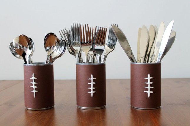 As Seen on the Today Show: DIY Party Ideas for the Super Bowl | Brit + Co.
