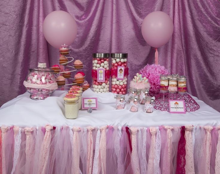 Diy Princess Cake Stand