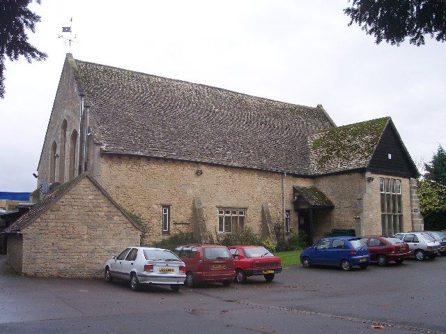 Tithe Barn Village Hall, Bishop's Cleeve by Bob Embleton