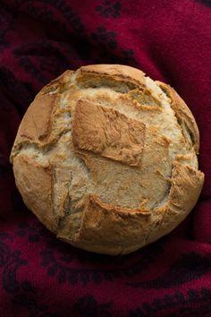 Pszenno-żytni chleb z garnka (+ przepis na Thermomix)