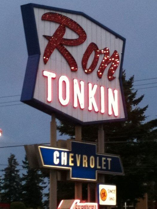 Ron Tonkin Chevrolet Dealership, Portland, Oregon ...