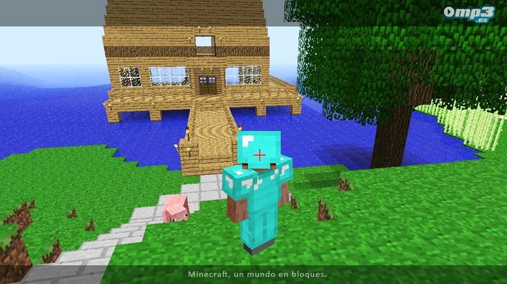Desde su lanzamiento en 2011, Minecraft rápidamente se posicionó dentro de la élite de los juegos de mundo abierto. Su éxito se basa en la posibilidad de construir mundos a base de cubos, lo que permite que cada usuario pueda generar sus propios entornos. Aquí tienen el enlace de descarga directa de Minecraft. ¡A jugar! http://descargar.mp3.es/lv/group/view/kl228412/Minecraft.htm?utm_source=pinterest_medium=socialmedia_campaign=socialmedia