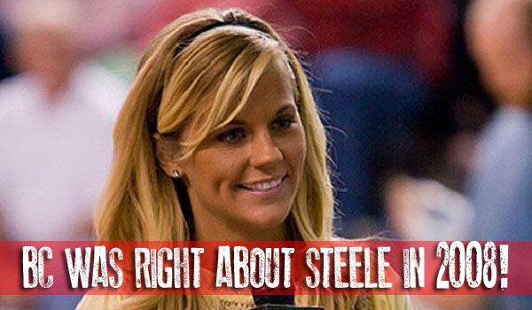 49 Best Photos Of Samantha Steele – ESPN Sideline Reporter
