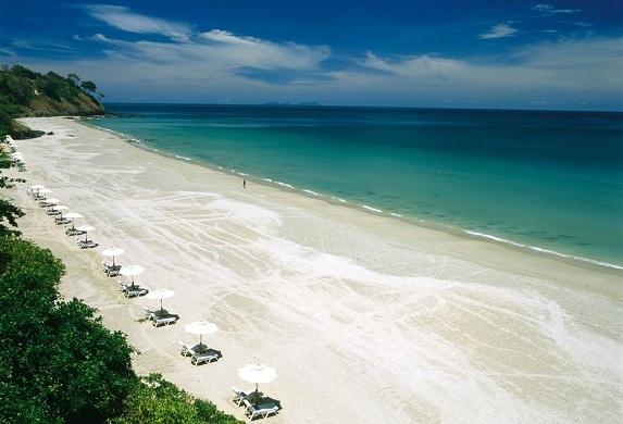 Sikuai Island Beach