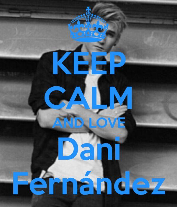 Keep calm: Dani Fernández (05)