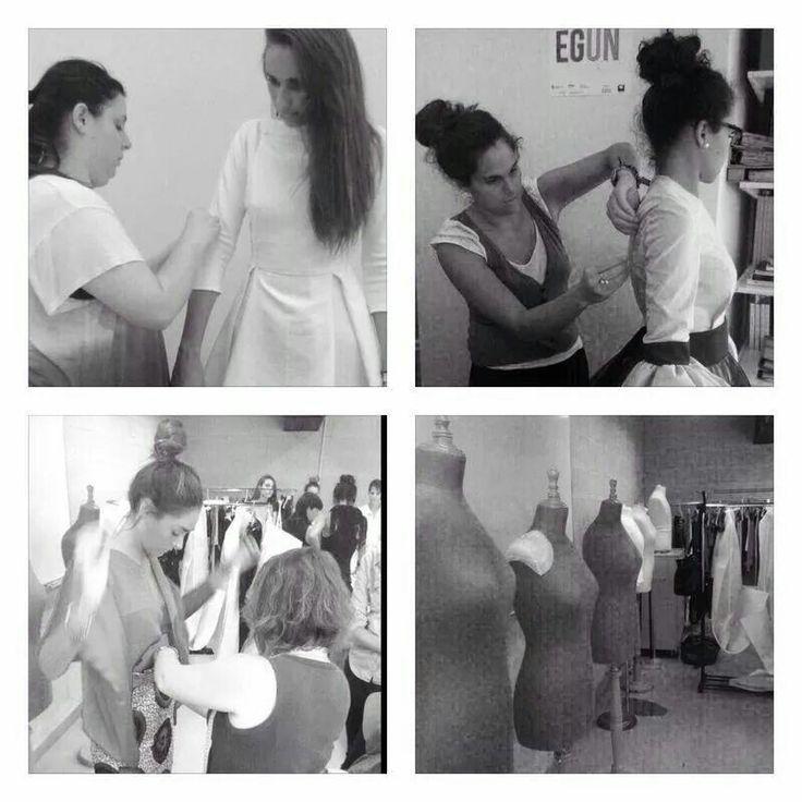 fiting#Neressa#guremodagaur#donostia fashion week