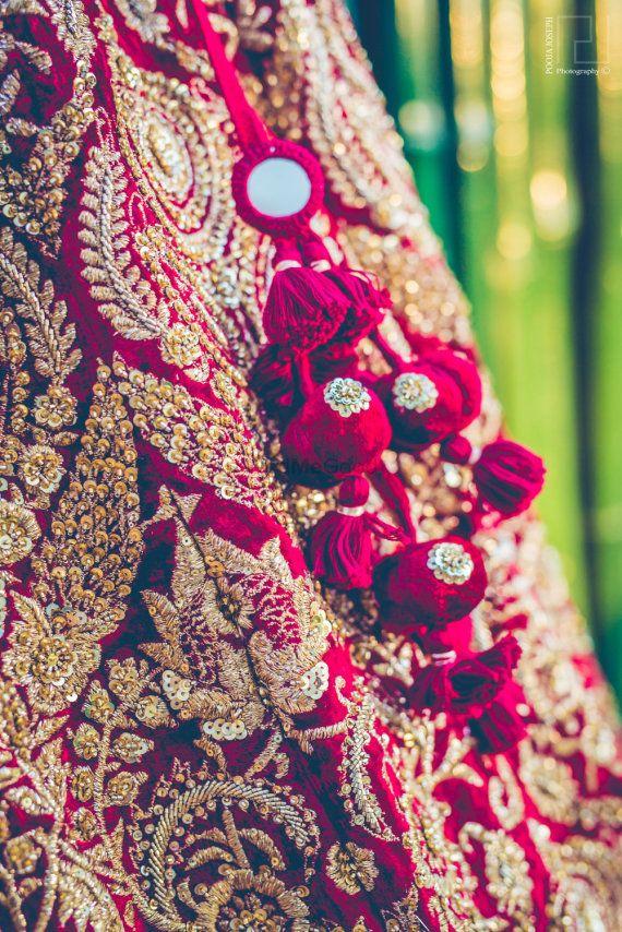 Niharika & Rahul (Indore) (Real Wedding) Bridal fashion