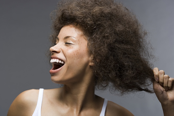 Hair Stretching -- Curly and coily hair can shrink when it gets wet, adding frustration to the everyday challenges of caring for your hair... http://www.curlmart.com/hair-stretching/