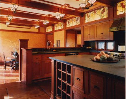 Prairie Style Kitchen Design By Joseph G Metzler With Steven Buetow Skip Liepke