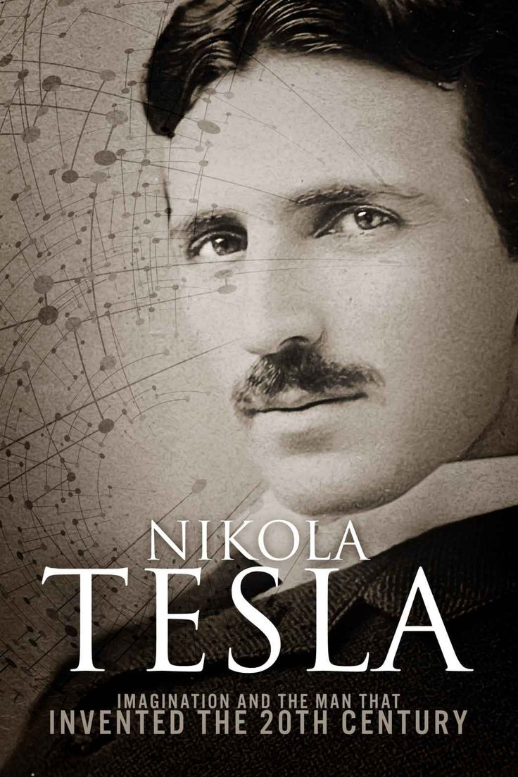 "Amazon.com: ""Nikola Tesla: Imagination and the Man That Invented the 20th Century"" eBook: Sean Patrick: Kindle Store [Too bad the title wasn't better written. It should be WHO not THAT.]"