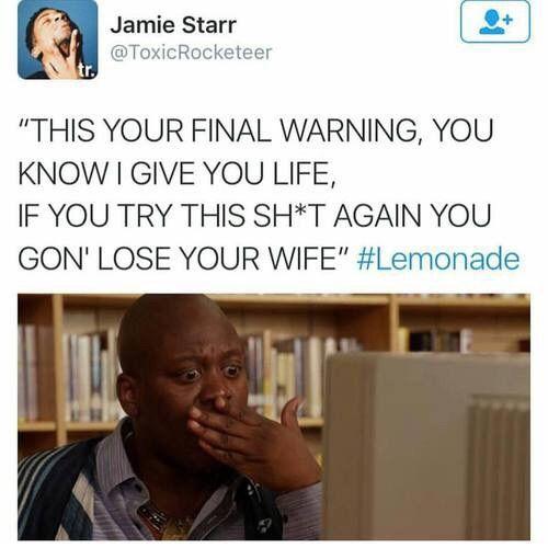 lemonade and beyoncé image