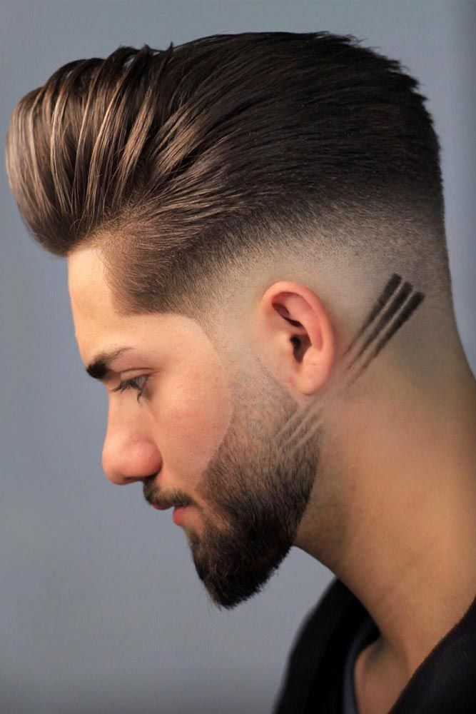 The Pompadour Menshaircuts Haircuts A Brand New Year Brings It With New Men S Haircuts That In 2020 Mens Haircuts Fade Latest Hairstyles For Boys Haircuts For Men
