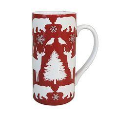 Food Network™ Modern Holiday 16-oz. Tall Mug