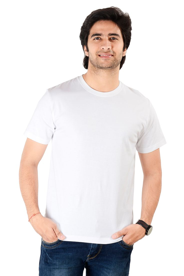 14 best Men's Plain t-Shirts Half Sleeve images on Pinterest ...