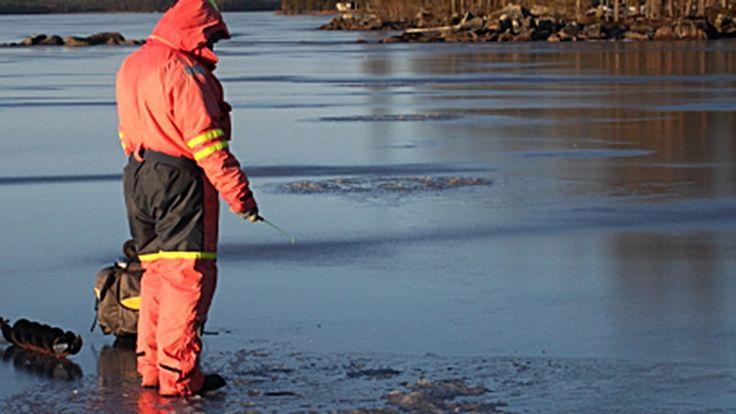 Kort story om första isens tjusning