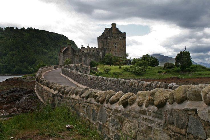 Эйлен Донан (Eilean Donan Castle)