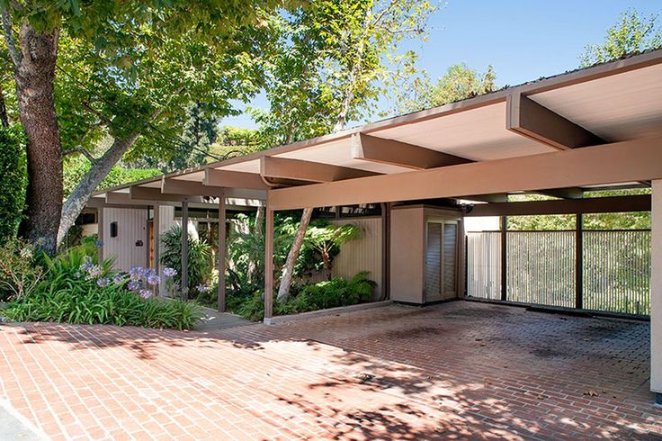 Midcentury Post and Beam With Sauna Asks $2.1M - Curbed LA