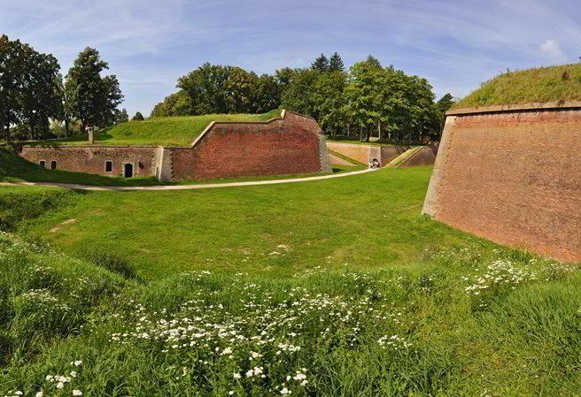 Kudy z nudy - Pevnost Josefov - perfektní pevnost neprověřená praxí