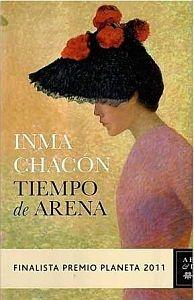 Tiempo de arena - Inma Chacon