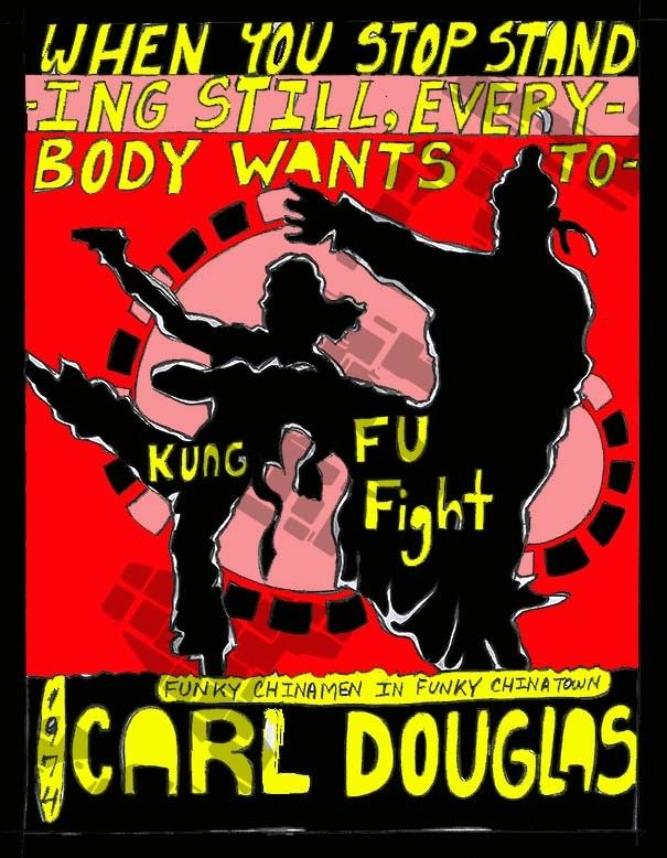 "Title:HELP the Solution-Tribute to the 1974 song ""Kung Fu Fighting"" By Carl Douglas-Oct. 9, 2016"