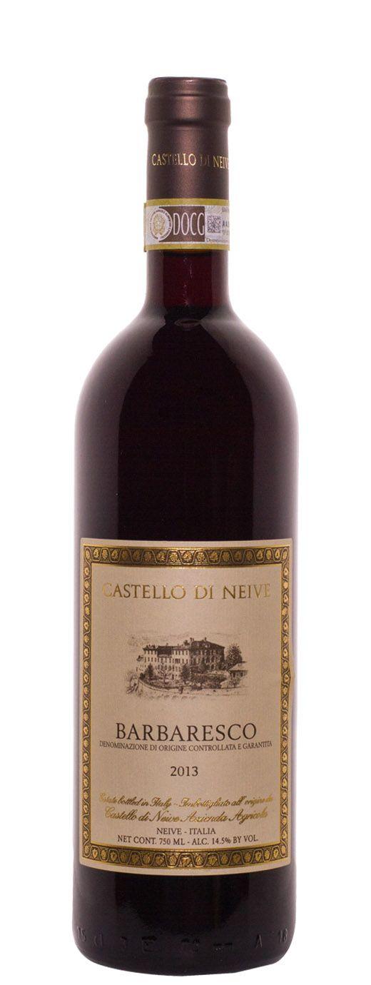 2013 Castello di Neive - Buy Wine Online | B-21 Wine, Liquor & Beer