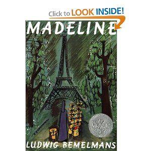 Madeline, Bemelmans