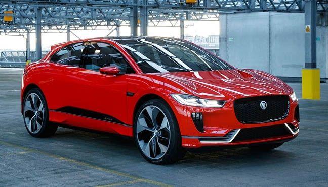 Jaguar I Pace S Ev400 Jaguar Jaguar Pace Jaguar Models