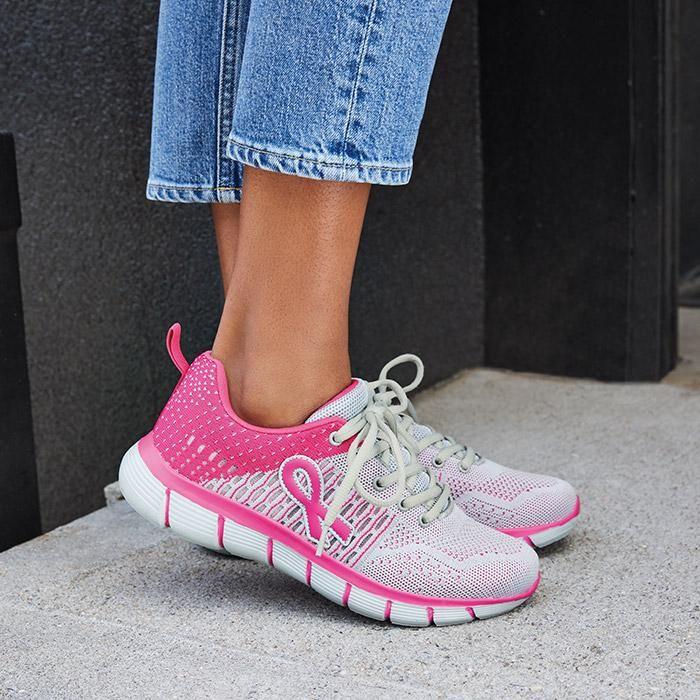 Pink Hope Walking Sneaker in 2020