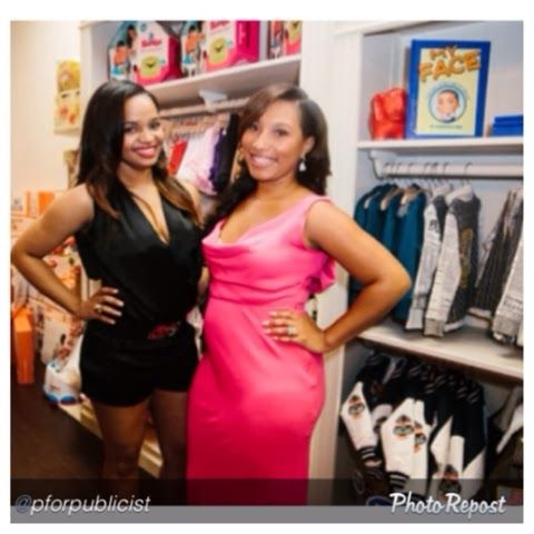 """EverythingMrsPennLoves: Since High School!!by @pforpublicist """"No filter needed for the gorgeous @Kyla Hessler and @everythingmrspennloves at the official launch!!!! #proudpublicist #crafted #blessed #teamdomi #everythingmrspennloves"""""""