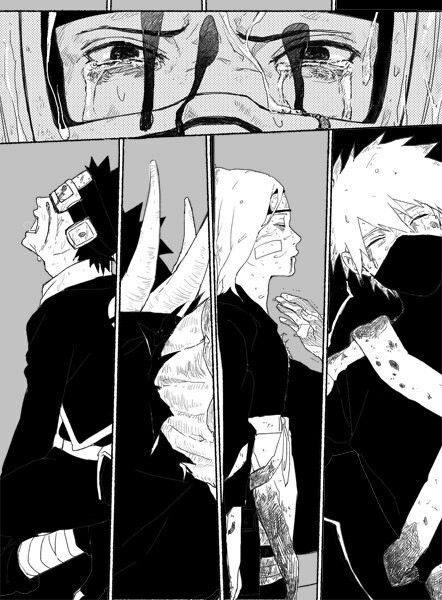 603 Best Naruto Monochrome Images On Pinterest