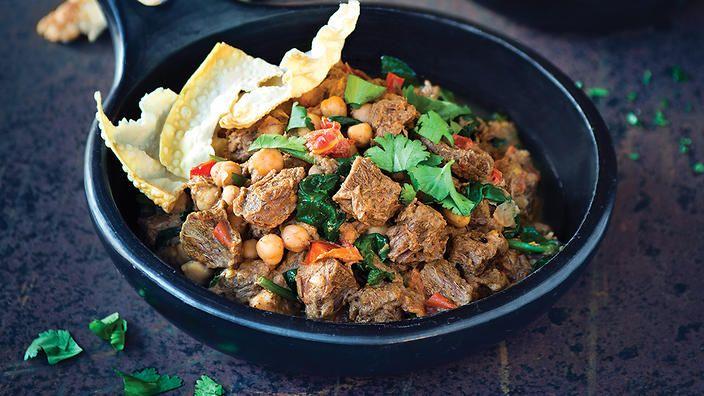 Kangaroo rogan josh | Curry recipes | Indian | SBS Food