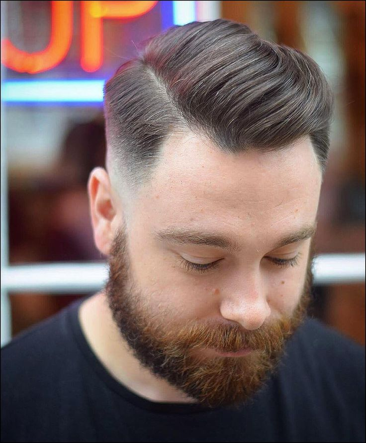 Haircut Styles for Receding Hairline