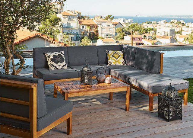 15 salons de jardin quali prix mini home outdoor. Black Bedroom Furniture Sets. Home Design Ideas